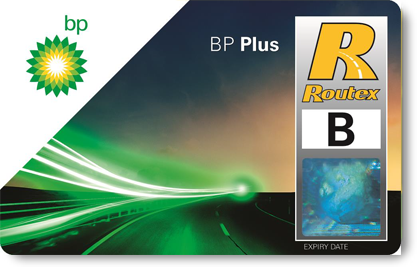 BP Bunker Fuel Card