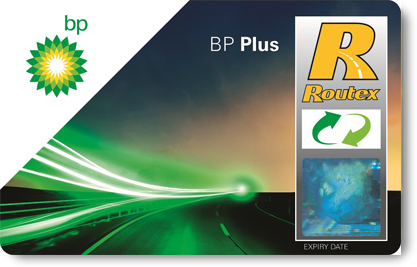 BP T50 Fuel Cards